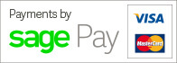 Sage Pay payment acceptance mark