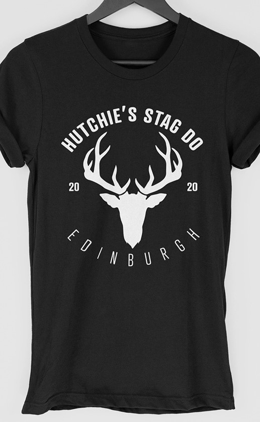 Stag Badge – Large Centre – Product Image