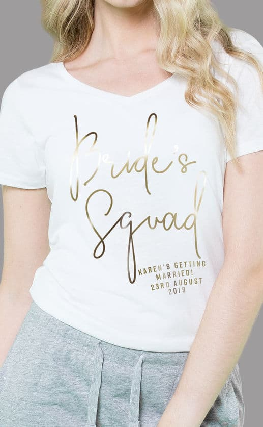 BRIDE'S SQUAD – SLEEPY PYJAMA SET
